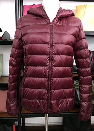 Универсальная куртка пуховик cherry chick размер s-m и l-xl