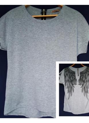 Туника с крыльями