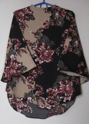 Блуза нарядная с вырезом на спине