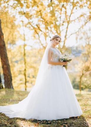 Плаття весільне 😍