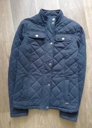 Стеганная демисезонная куртка, курточка, ветровка, пиджак, жакет