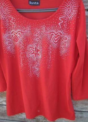 Блуза футболка лонгслив свитшот принт