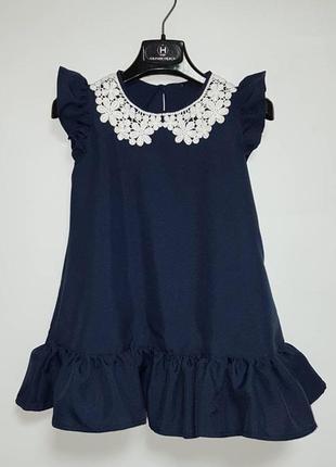 Школьное платье, школьный сарафан, платье в школу для девочки