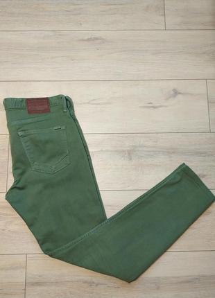 Зауженные джинсы vans