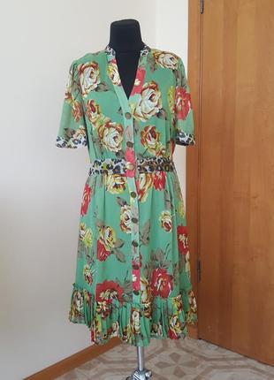 Стильное платье от next