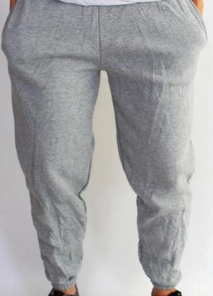 От 2-х по 160 гр. спортивные штаны на флисе
