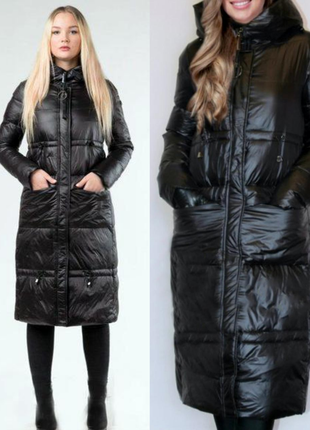 Зимние пуховики куртки пальто. цвета размеры в наличии 40-50. фабричный китай