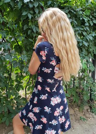 Платье сарафан colins
