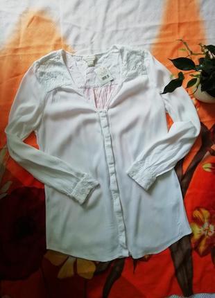 Сорочка, блузка, рубашка, гiпюр, кружево