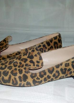 Туфли maddison кожа р. 37 ст. 24 см