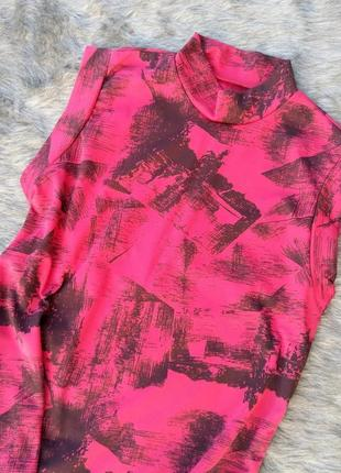 Кофточка блуза топ водолазка2 фото