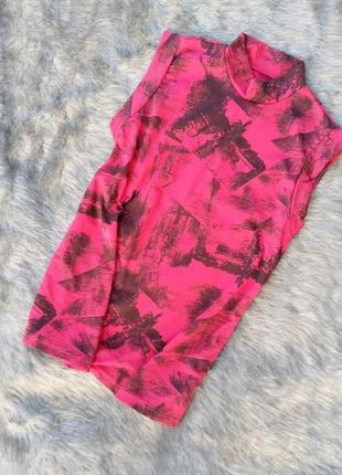 Кофточка блуза топ водолазка