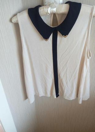 Стильная блуза-майка atmosphere