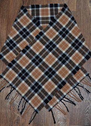 Итальянский шарф. шерсть ягнёнка.