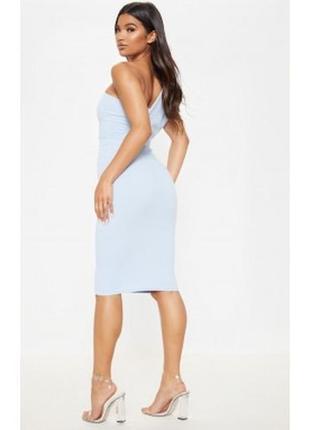 Платье нежное миди6 фото