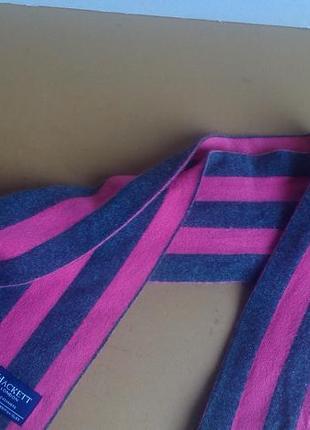 Нежный брендовый шарфик из кашимира