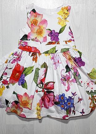 Платье 3-4 некст