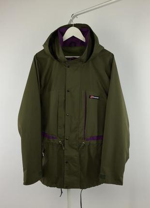 Мужская мембранная куртка berghaus vintage alpen xp