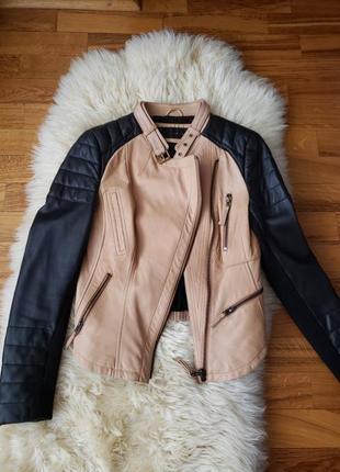 Куртка косуха,нат.кожа