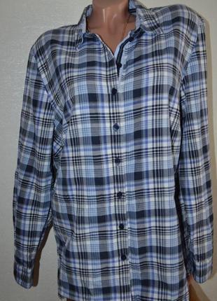 Стильная ,батальная рубашка