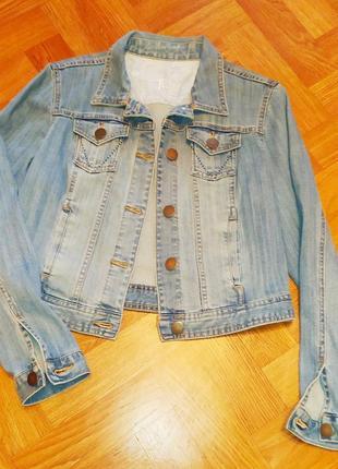 ♥️♥️♥️🤩👍идеальная джинсовая куртка, джинсовый пиджак, джинсовка .