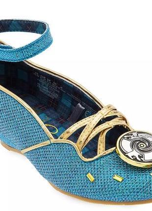 Туфельки принцессы merida costume shoes for kids