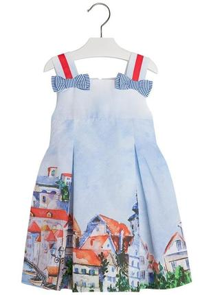 Платье mayoral 4 года