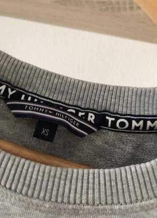 Свитшот tommy hilfiger💕2 фото