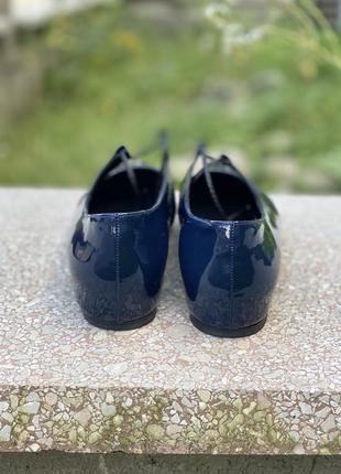 Туфли лодочки oxitaly в стиле celine5 фото