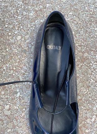 Туфли лодочки oxitaly в стиле celine6 фото
