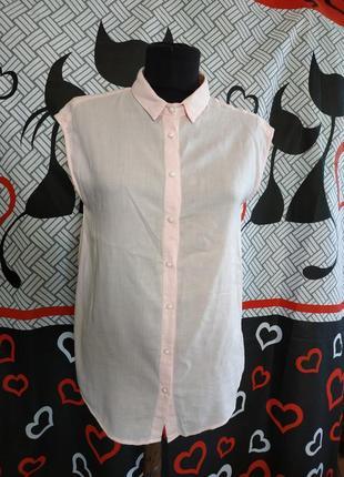 Розовая рубашка, блуза, рубашка для беременных.