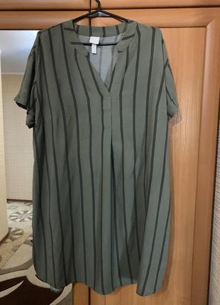 Платье hm легкое