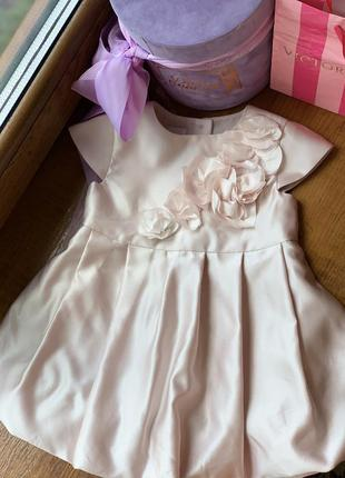 Платье для девочки baker baby by ted baker оригинал