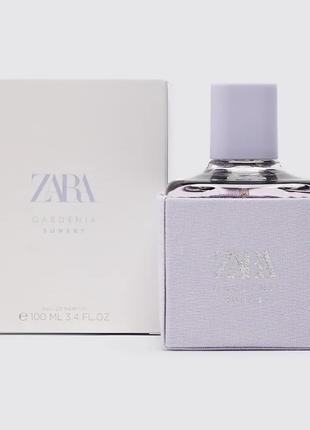 Zara gardenia sunset 100 мл.