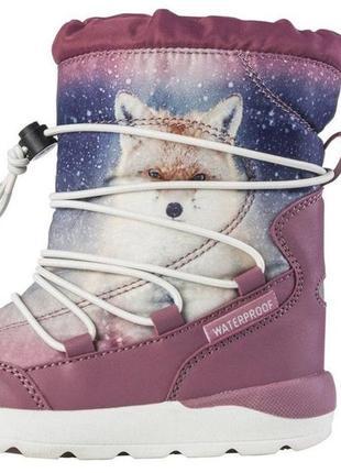 Новые зимние ботинки от  lupilu, размеры 26, 28, 29