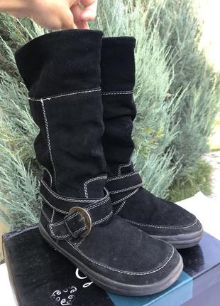 Сапоги ботинки демисезонные 36