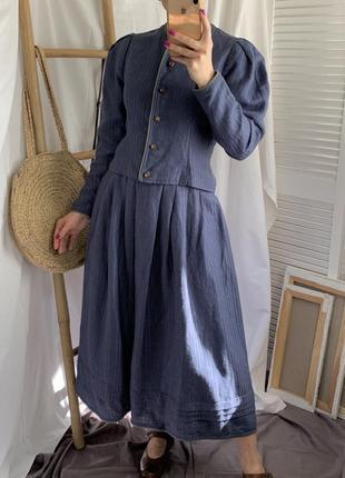 Винтажный костюм