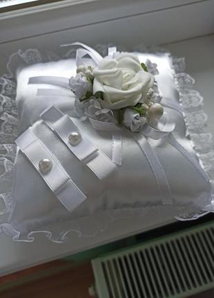 Подушка для обручок