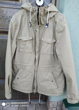 Куртка беж