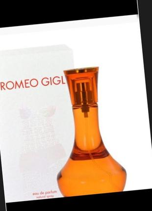 На make up 1200 гр духи romeo gigli италия роскошнейшая туалетная вода 50 мл