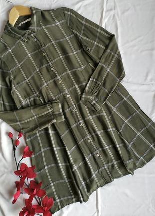 Платье-рубашка / туника zara
