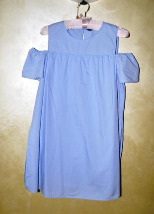 Неординарный и стильный комбинезон шорты, ромпер, платье-сарафан /zara