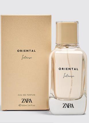 Zara oriental intense 100 мл.