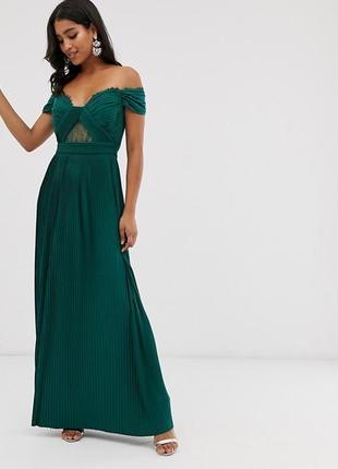 Нарядное платье премиум-класса от бренда asos