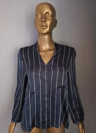 Giorgio armani  шёлковая блузка