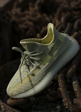 Кроссовки adidas yeezy 350 v 2 yeezreel2 фото