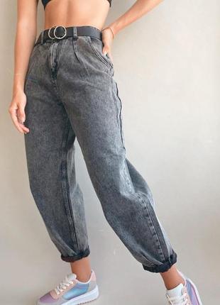 Шикарні актуальні джинси банани