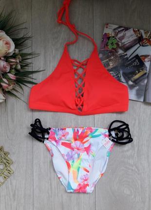 Скидка! модные плавки хс pink от victoria`s secret оригинал