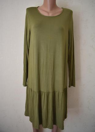 Новое трикотажное платье asos