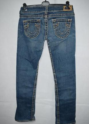 Джинсы true religion johnny super t made in usa